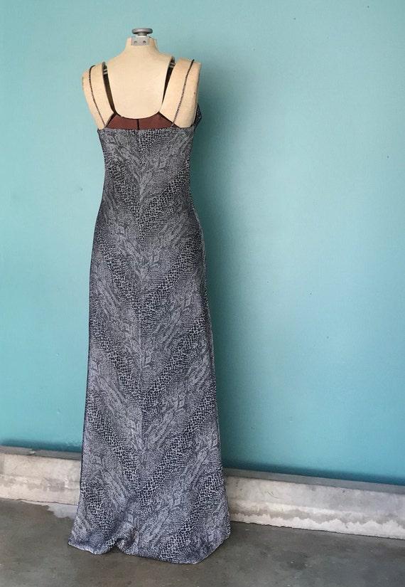 90s Slip Dress 90s Maxi Vintage Slip Dress, TaraL… - image 7