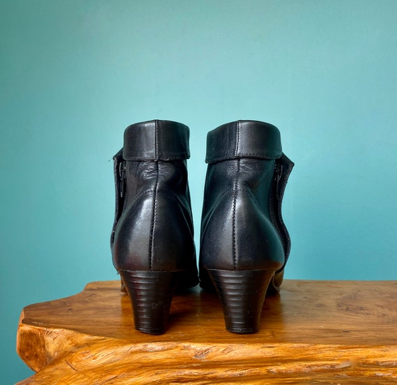 Ankle Boots 90s Leather Ankle Boots Women, TaraLy… - image 6