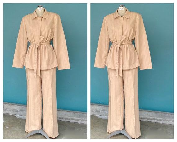 Vintage Womens Suit 90s Pant Suit, TaraLynEvansStu