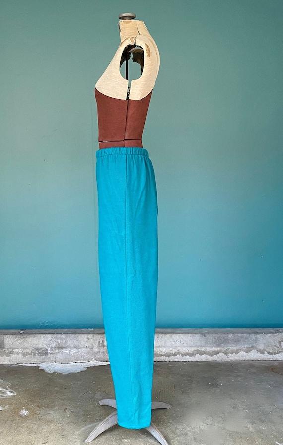 Knit Vintage Pants 70s Vintage Pants, TaraLynEvan… - image 5