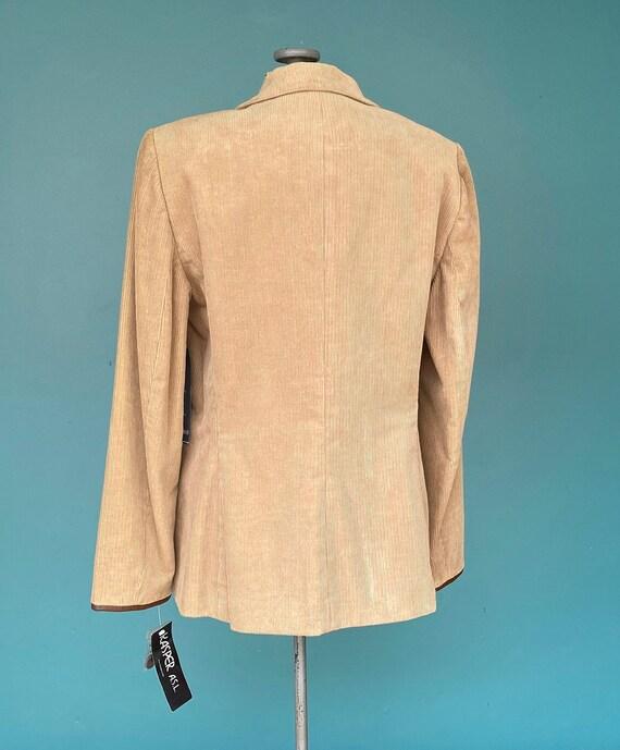 Corduroy Pant Suit Womens Vintage Suit, 28 Waist … - image 4