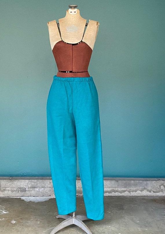 Knit Vintage Pants 70s Vintage Pants, TaraLynEvan… - image 3