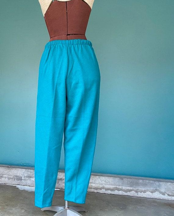 Knit Vintage Pants 70s Vintage Pants, TaraLynEvan… - image 7