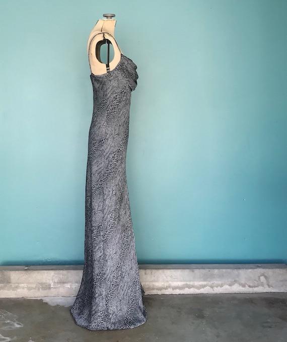 90s Slip Dress 90s Maxi Vintage Slip Dress, TaraL… - image 5
