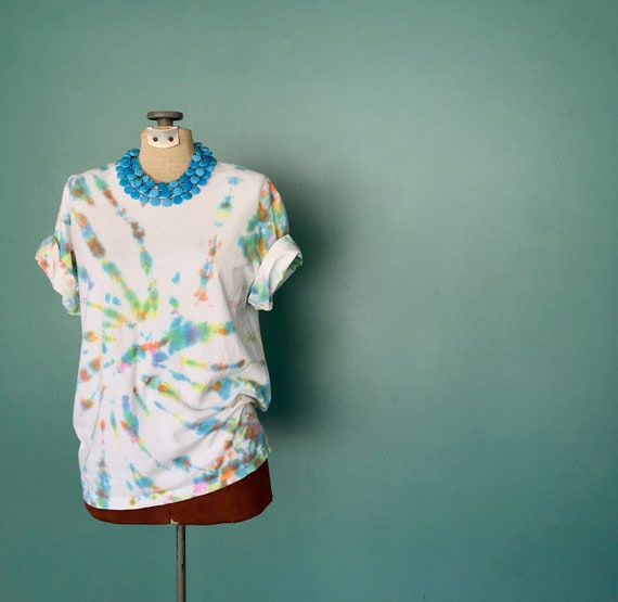 Tie Dye T Shirt Women Tie Dye Shirt, TaraLynEvansS