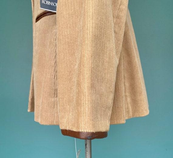 Corduroy Pant Suit Womens Vintage Suit, 28 Waist … - image 6