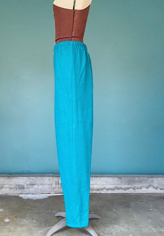 Knit Vintage Pants 70s Vintage Pants, TaraLynEvan… - image 6
