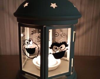 Lantern Inspired by Sesame Street