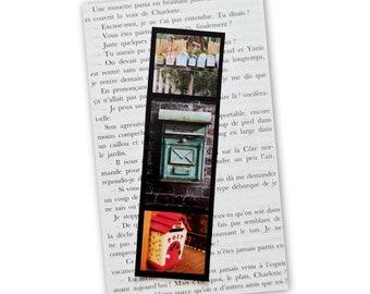 Marque-page Boîte aux lettres