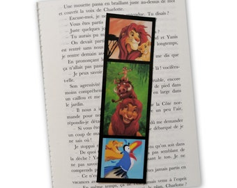 Marque-page le roi lion