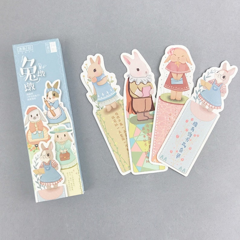 Marque-page lapin image 0