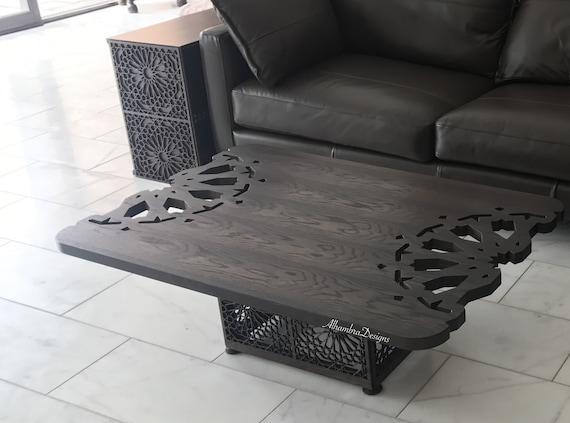 Fine Alhambra Geometric Coffee Table Inzonedesignstudio Interior Chair Design Inzonedesignstudiocom