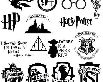 More Colors Harry Potter Decal