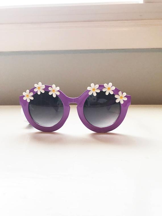 Violet Daisy Sunnies