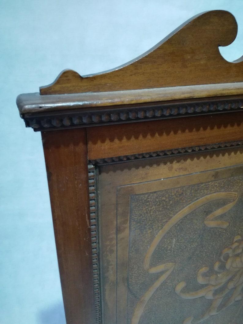 Antiche protezioni del fuoco Arti e mestieri gotici Schermo PxRIVqD3