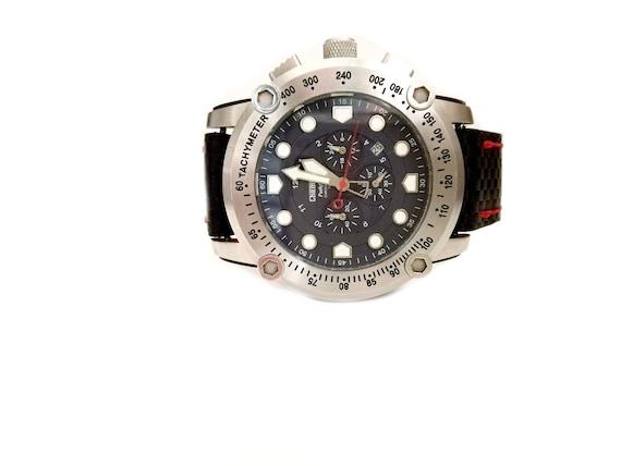Vintage divers watch / chronograph watch / pathfin
