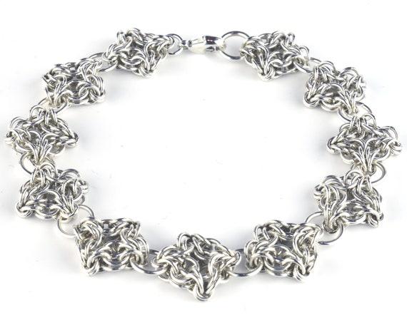 Labyrinth Variant Bracelet