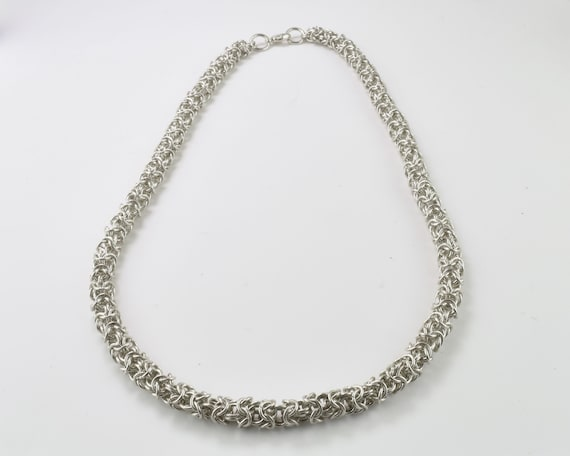 Turkish Roundmail Necklace