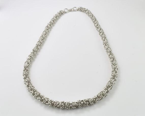 Turkish Roundmail Necklace