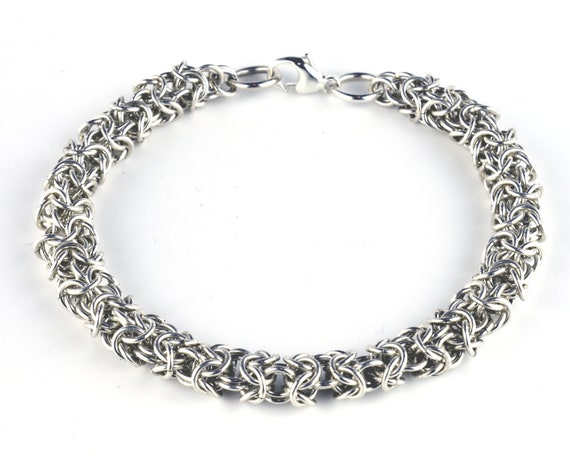 Turkish Roundmail Chainmail Bracelet