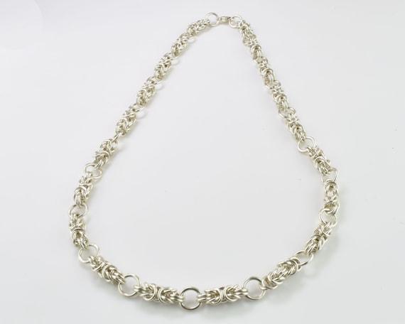 Segmented Byzantine Necklace