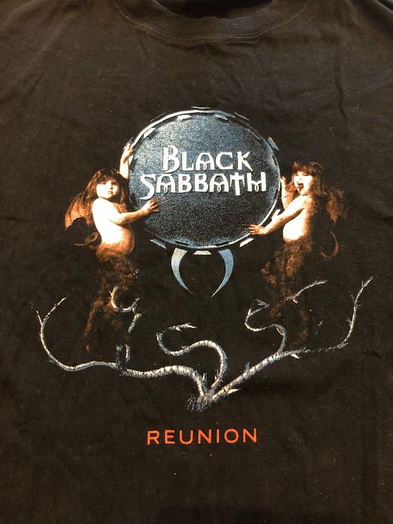 Black Sabbath 90s longsleeve shirt original metal