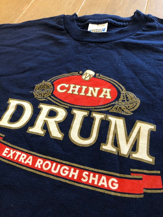 China Drum shirt alternative vintage pixies  grung