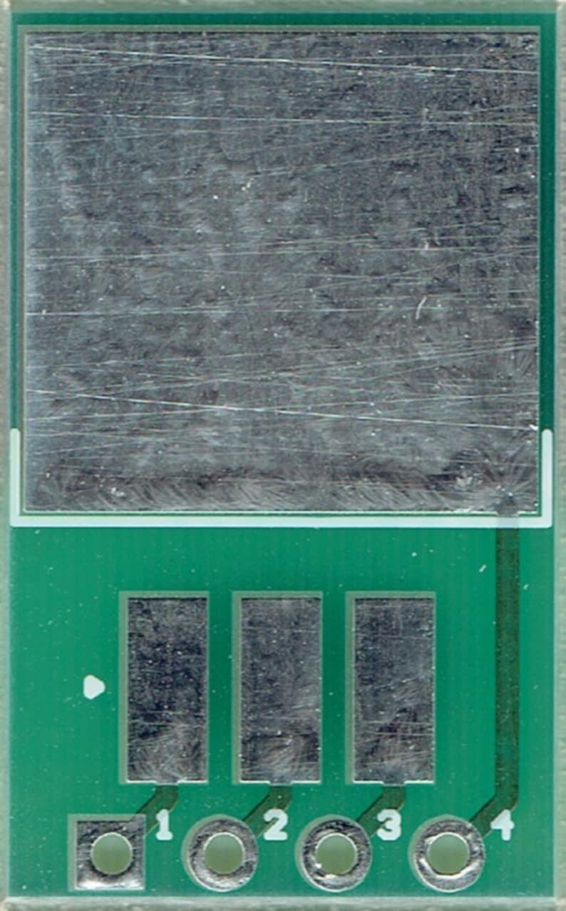 2x gbr618-9-5-2 resistencia thick película eléctrica pegadas a 16,2ω 5w telpod