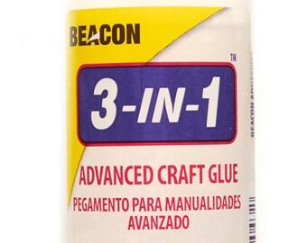 3-in-1 Glue 8oz, Beacon Adhesives