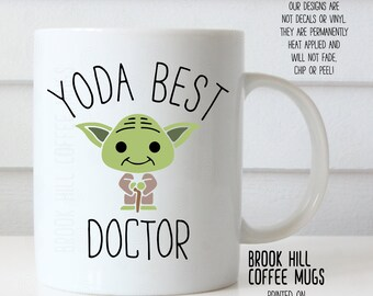 Gift Mug You Are Family Christmas Details about  /Yoda Best Eye Surgeon Ever