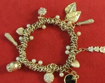 A Cute Charm Bracelet