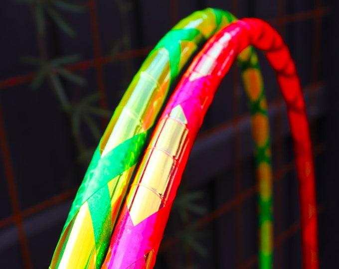 Hula Hoop Doubles - Hannie Helsden Twin Set