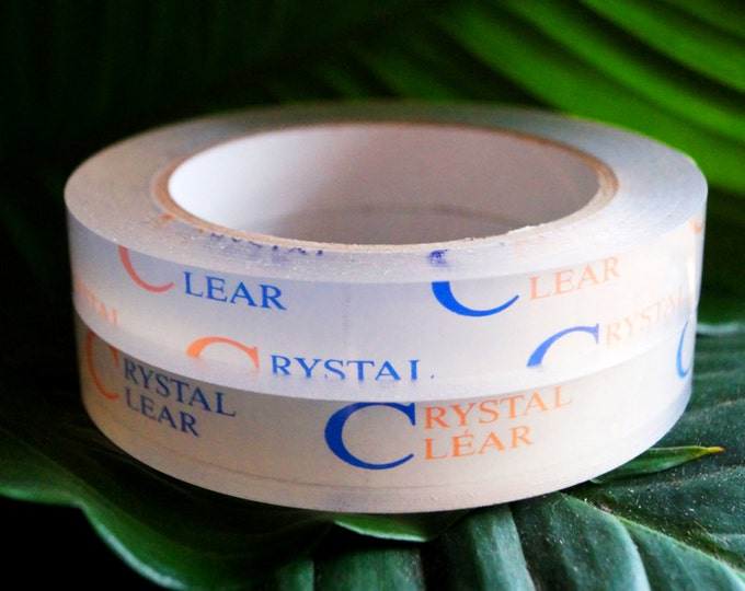 Crystal Clear Protective Tape - Add On