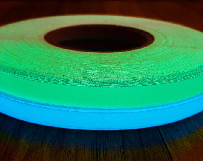 "Make It Glow - Glow In The Dark Tape ""Moonglow"" - Add on"