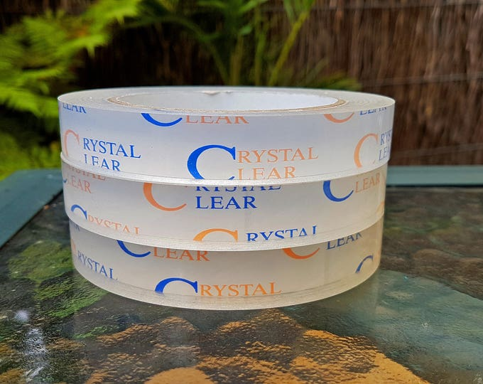 Cystal Clear Hula Hoop Protection Tape