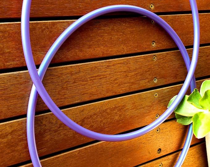 "Hula Hoop Mini Twins - 5/8"" Coloured Polypro Doubles"