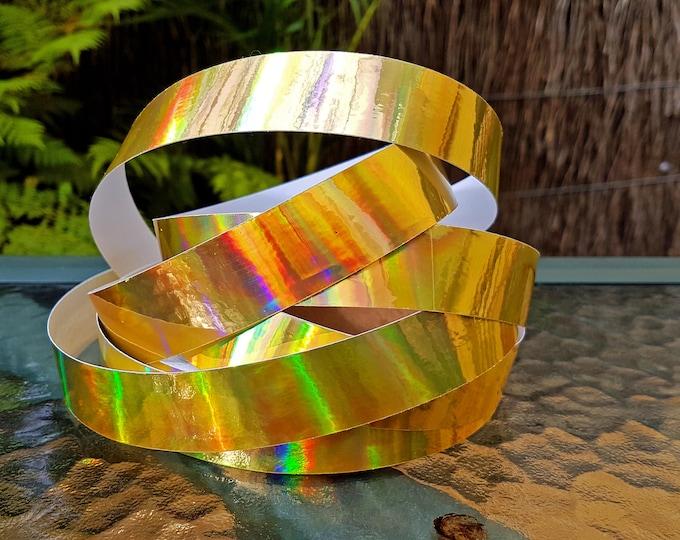 "Hula Hoop Tape - ""Golden Plasma"""