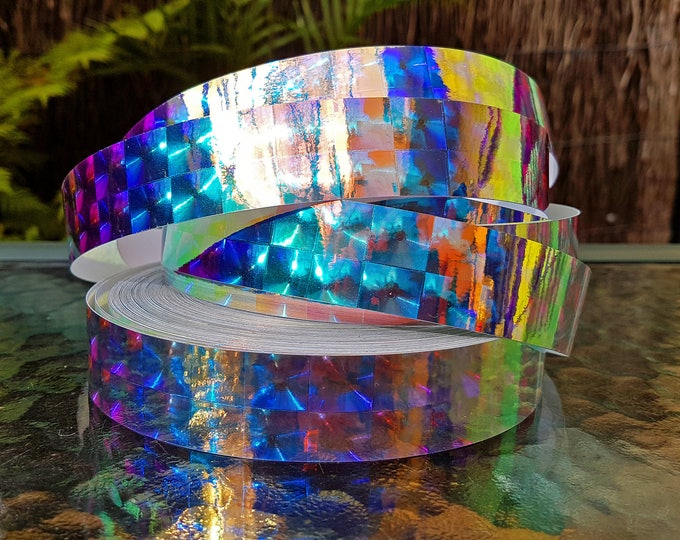 "Hula Hoop Tape - ""Caribbean Opal"""