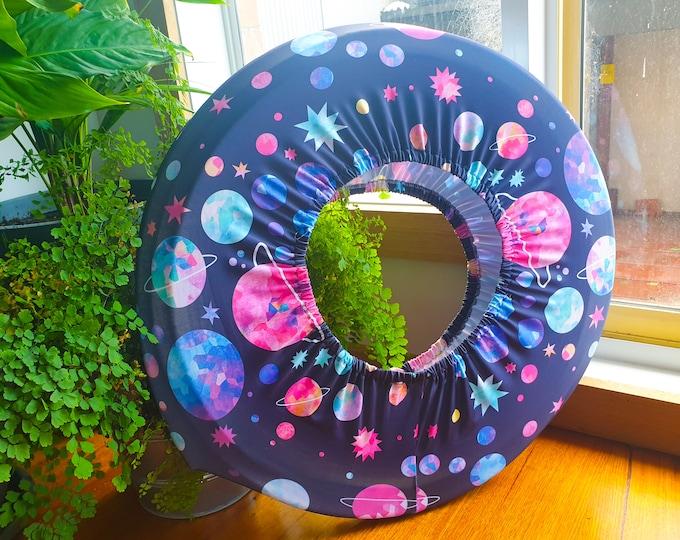 Hoop Huggie - Planets Hula Hoop Travel Bag for Mini/Collapsible Hoops