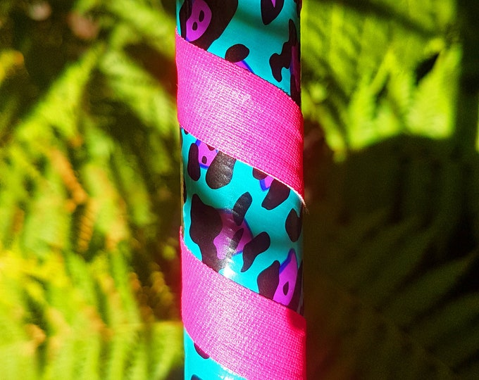 "Hula hoop ""Leopard Love"" - Collapsible Polypro or HDPE"