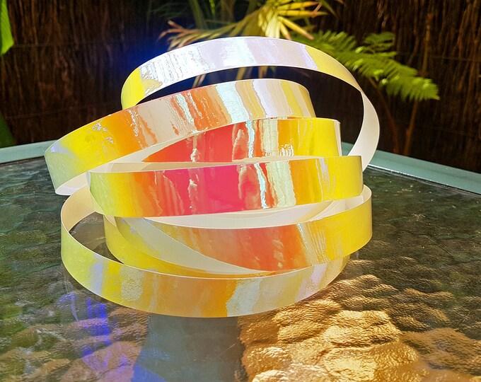 "Hula Hoop Tape - ""Golden Sunset Sky"""