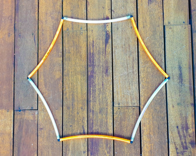 Hex-Hoop - Collapsible Taped Polypro