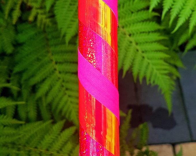 "Hula Hoop ""Pink Princess"" - Collapsible Polypro or HDPE"