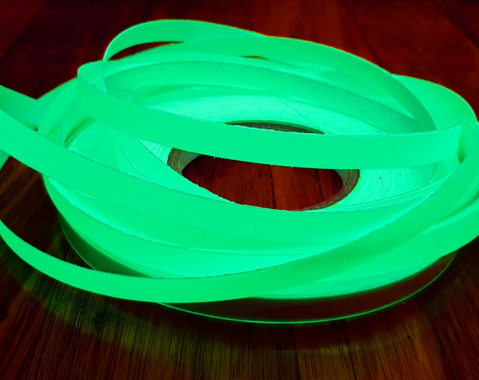 Glow in the Dark Tape - Green Moonglow