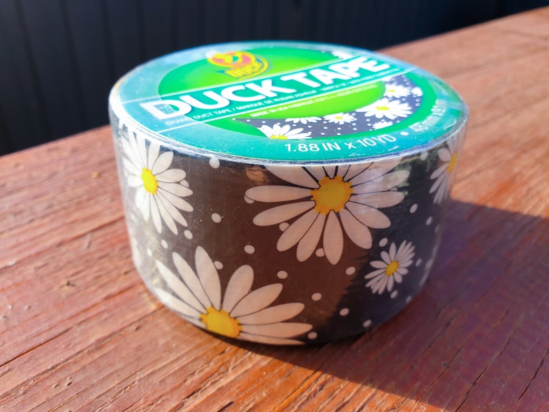 Patterned Hula Hoop Tape Duck Brand Printed Duct Tape
