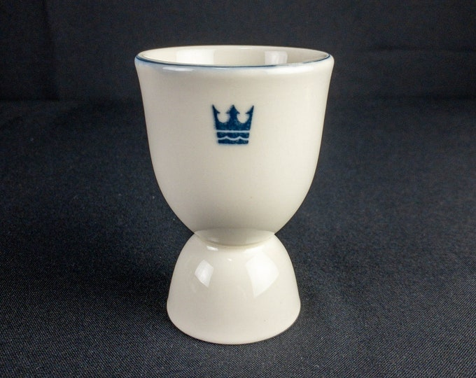 Royal Cruise Line Royal Odyssey Pattern Double Egg Cup Restaurant Ware
