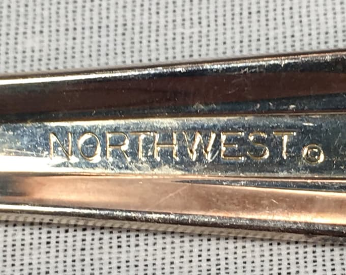 Airline Oneida Silverplate Forks Northwest Airlines circa 1988