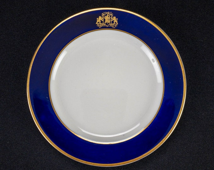 Baker Hotel 5.5 Inch Small Roll Side Plate Restaurant Ware By OPCo Syracuse