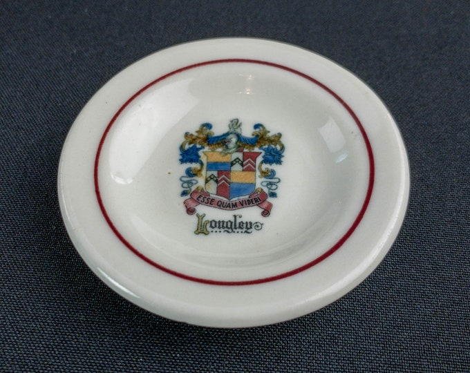 Longley's Restaurant & Coffee House Butter Pat Towson Maryland Lamberton Scammell