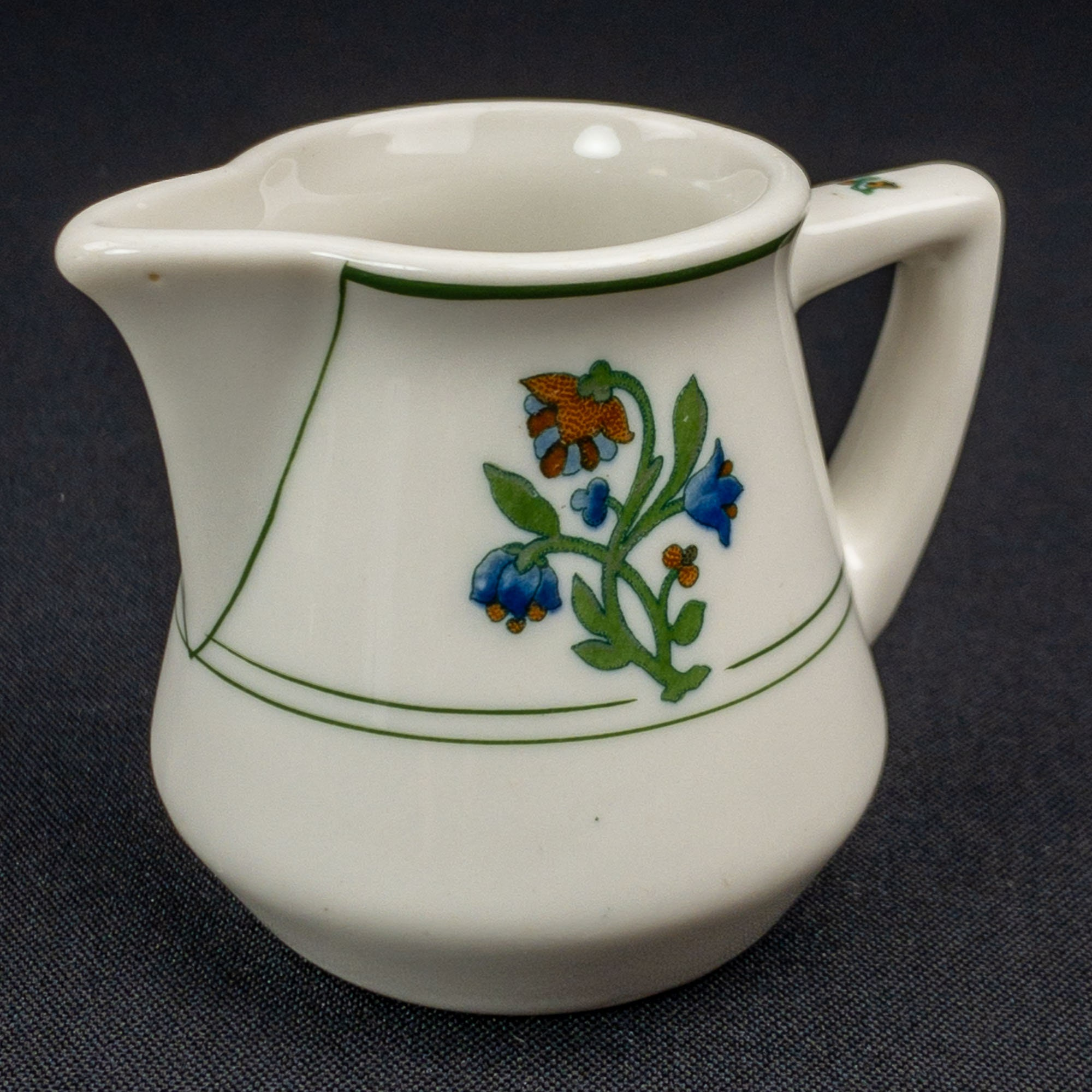 1950s St Alban's Pattern Restaurant Ware Creamer By ...